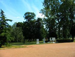 Le parc Brosset à Rillieux la Pape
